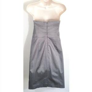 bebe Dresses - BEBE Sheath Dress Strapless Cocktail Party 1418E1